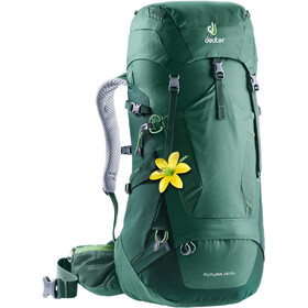 deuter Futura 28 SL Backpack Women seagreen/forest
